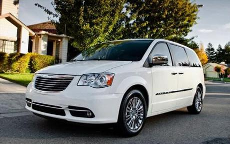 2011 Chrysler Town and Country Minivan