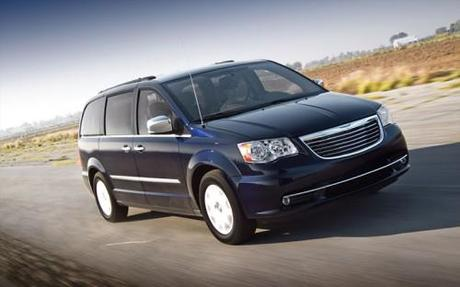 2011 Chrysler Town and Country First Test
