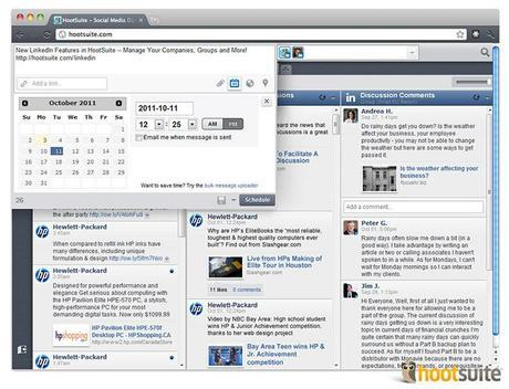 HootSuite LinkedIn New Features