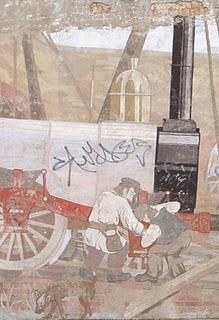 Deptford murals (1)