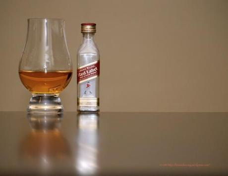 Whisky Review – Johnnie Walker Red Label