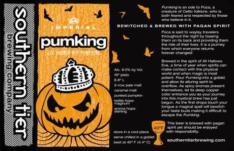 Beer Review – Southern Tier Pumking Imperial Pumpkin Ale