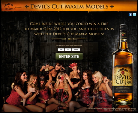 Jim Beam Sells Their Soul For The Devil's Cut