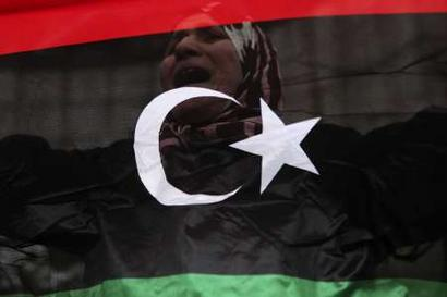 A British firm will control Libyan oil field company
