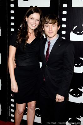 Marshall Allman attends Chicago International Film Festival