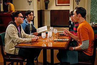 The Big Bang Theory 5x04: The Wiggly Finger Catalyst