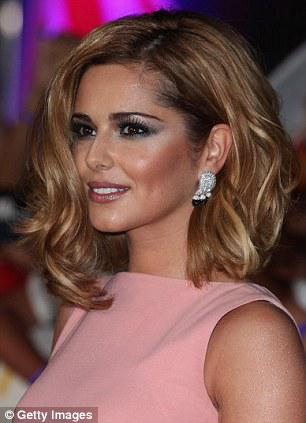 Celeb Sunday - Cheryl Cole!