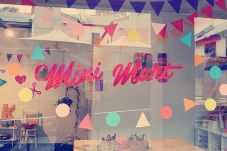 Mini Mart pop-up shop