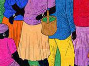 Haiti Market Mural