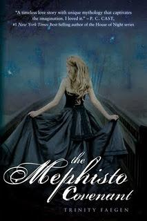 Review: The Mephisto Covenant by Trinity Faegen (YA DEBUT of the MONTH: September)