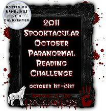 October Paranormal Reading Challenge