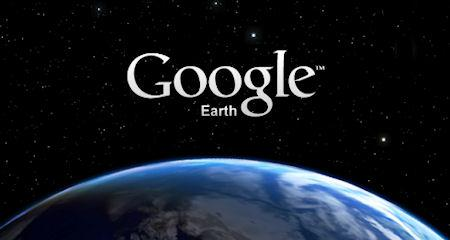 Google Earth Downloaded More Than One Billion Times