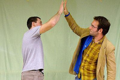 The History And Mystery Of The High Five