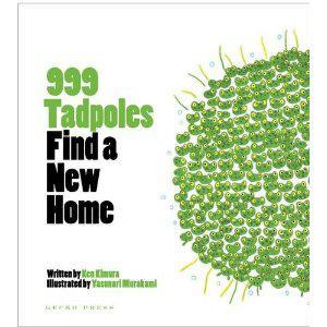Book Sharing Monday:999 Tadpoles Find A New Home