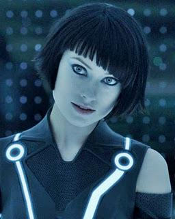 Make Up in Film: Tron Legacy
