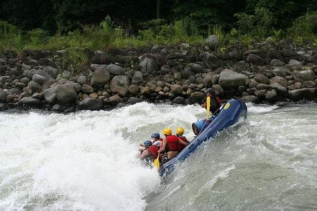 Back From Costa Rica And The World Rafting Championship