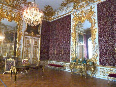 munich residenz ornate rooms