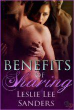 Benefits Of Sharing by Leslie Lee Sanders