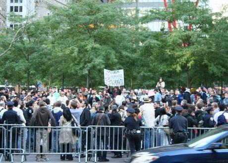 Five things you (and Obama) need to know about the Occupy Wall Street protests