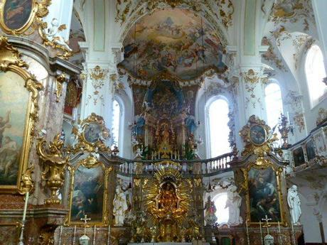 Andechs church