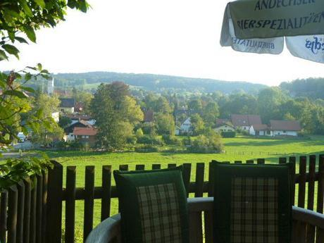 View from Andechs