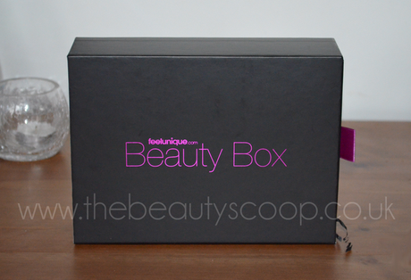 Feel Unique Monthly Beauty Box - October Contents!