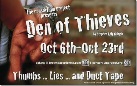 Den of Thieves - Consortium Project Chicago - Prop Thtr