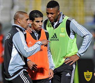 Roberto Carlos Chasing Big Name Trio for Anzhi