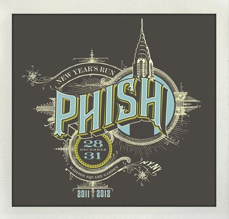 Phish - Holiday Recording Holiday Snap