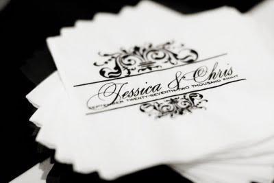 How To Use Your Wedding Monogram
