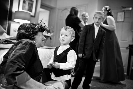 Anya & Mikey's wedding…with little Leo too!