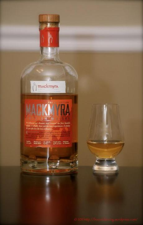 Whisky Review – Mackmyra Swedish Whisky, The 1st Edition