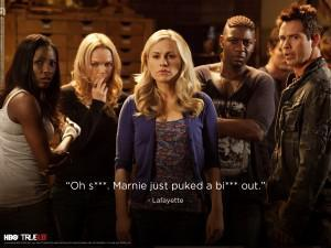 True Blood season 4 quote wallpaper
