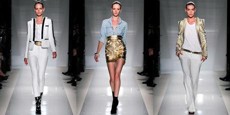 Balmain All1Upcoming Fashion: What to Expect for Spring 2012