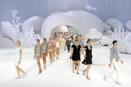 spring 2012 chanel 1Upcoming Fashion: What to Expect for Spring 2012