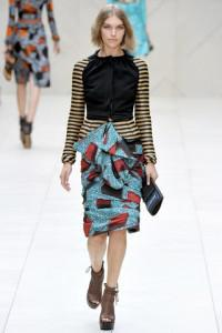 burberry3 200x300Upcoming Fashion: What to Expect for Spring 2012