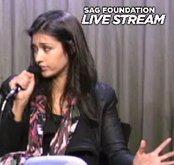 """Q&A; with Janina Gavankar """"The Geek"""" and the SAG Foundation"""