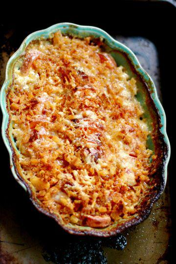 Sweet Potato Gratin from The Kitchn