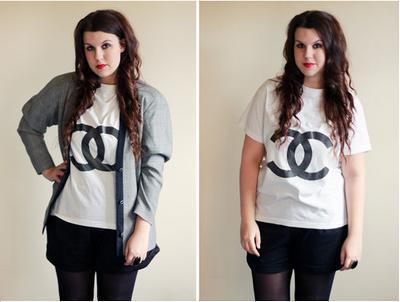 Ask Allie: Making a T-Shirt Chic