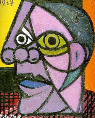 Explore Art: Picasso Portrait Project - Paperblog