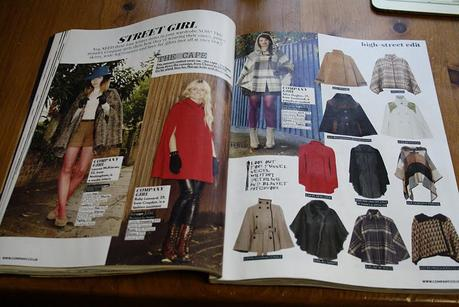 November Issue of COMPANY MAGAZINE Features Blogger The Attic Girl - Lauren Mckiernan
