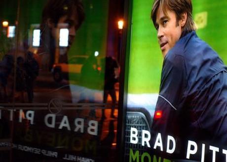 Brad Pitt Moneyball Poster