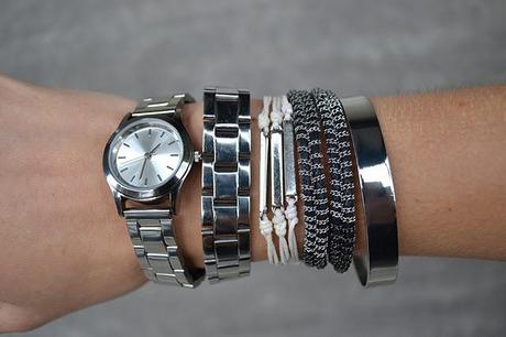 New In | Silver double wrap watch & Budget Jewellery