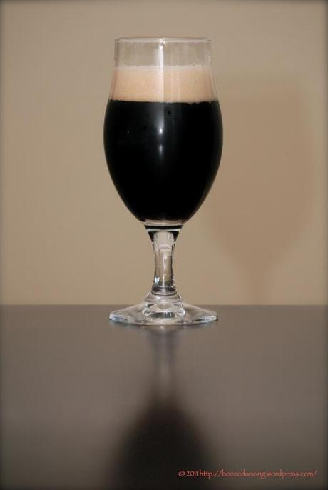 Beer Review – 21st Amendment Brewery Back In Black Black IPA