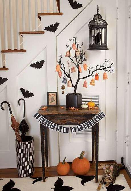 Halloween inspired interiors paperblog for B m halloween decorations