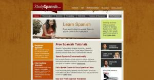 Study Spanish 300x156 The best online tools for learning Spanish