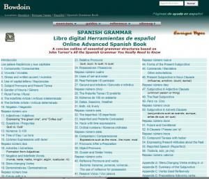 Bowdoin 300x257 The best online tools for learning Spanish