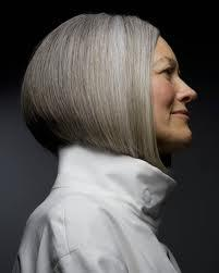 Gracefully Slipping into Silver: To Dye or Not to Dye?