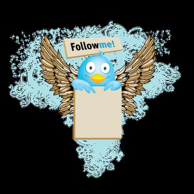 Get Twitter Followers From Your Shirt!
