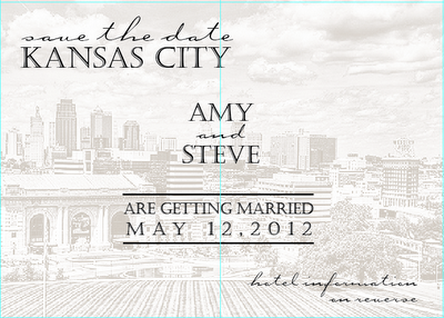 Other Cityscape Save the Dates!